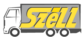Széll Tüzép – Bagod / Építőanyag kereskedelem, földmunka, teherfuvarozás